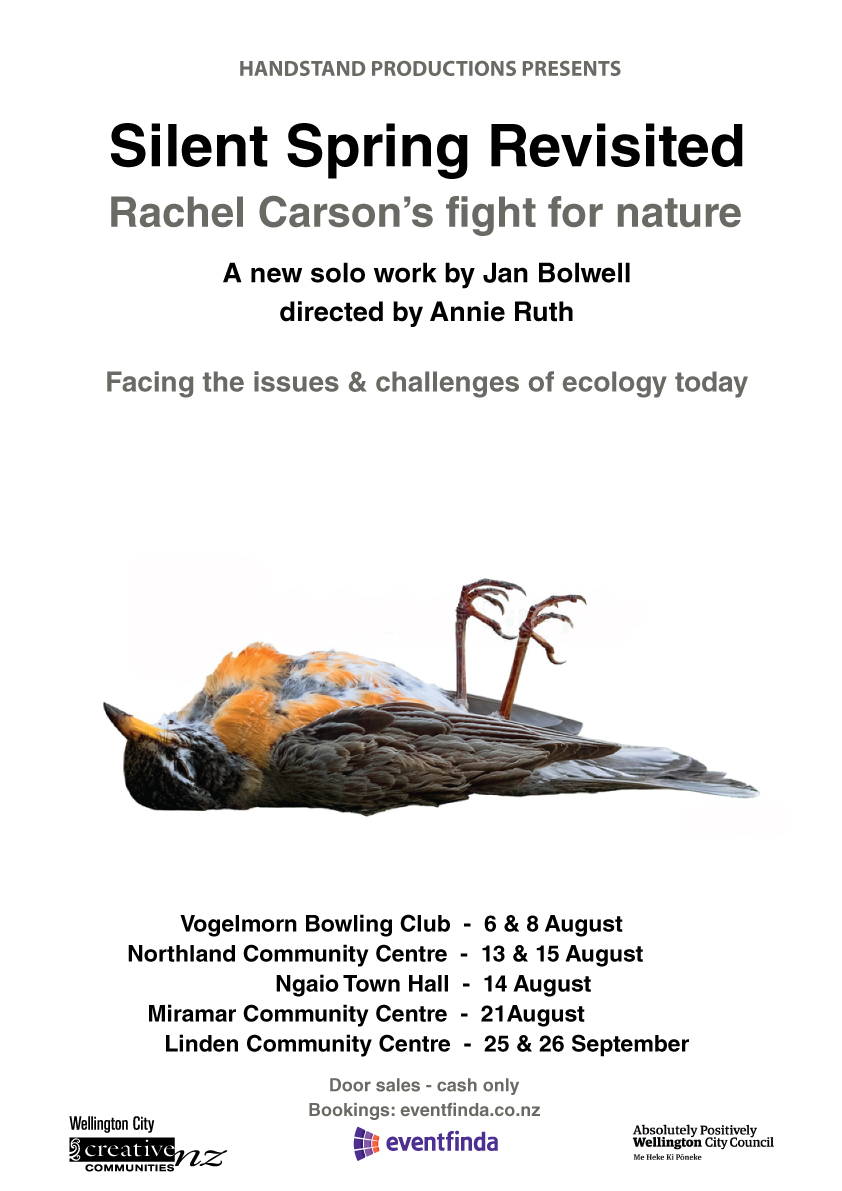 SILENT SPRING REVISITED – Rachel Carson's Fight for Nature